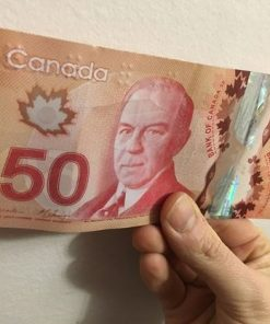Buy Fake Canadian Money Online