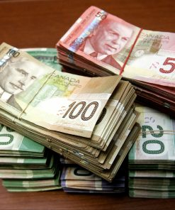 Buy counterfeit canadian money